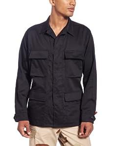 Propper Men's BDU Coat, Black, 3X-Large Long