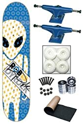 Alien Workshop Rob Dyrdek Soldier (Blue) Complete Skateboard