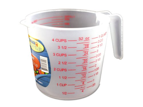 One quart measuring cup - Pack of 48
