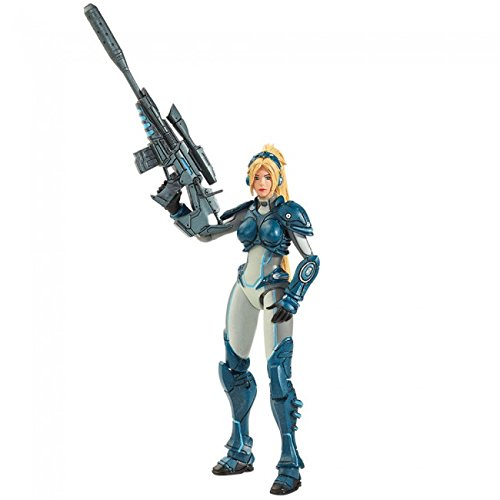 "NECA Heroes of the Storm 7"" Scale Nova Action Figure"