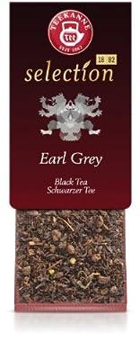 Teekanne Selection 1882 im Luxury Bag - Earl Grey - leicht, blumig, fruchtig, 20 Portionen, 1er Pack (1 x 80 g) von Teekanne bei Gewürze Shop