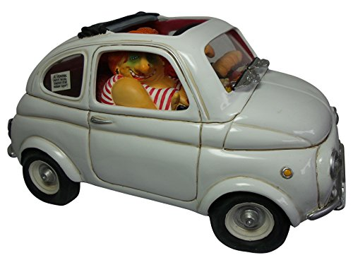 "Guillermo Forchino ""Little Jewel"" ""Petit Bijou"" Comic Art Sculpture, Size Scale 50% FO-85065"