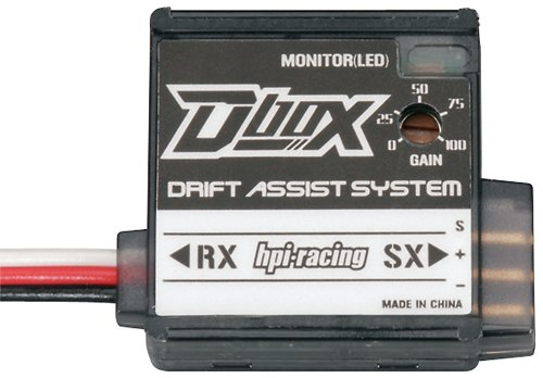 Hpi Racing 80588 Adjustable Stability Control System/Drift Assist