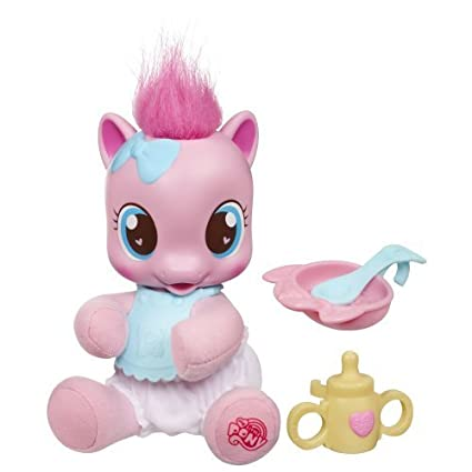 My Little Pony Littlest So Soft Pinkie Pie Doll by My Little Pony TOY (English Manual)