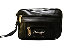 Synthetic Leather Durable Hand Bag For Macho Mens-Most Selling Item