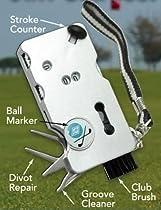 5-in-1 Golfer Tool