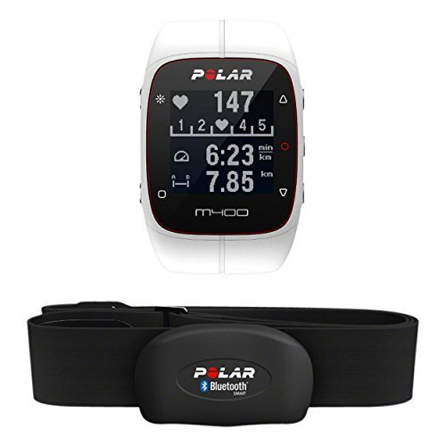polar-m400-orologio-gps-con-fascia-cardio-bluetooth-smart-per-corsa-outdoor-e-indoor-bianco