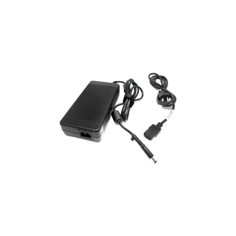 HP AT895AA Smart   Power adapter   230 Watt   United States   for EliteBook 8440, 85XX, 87XX, Mini 51XX, ProBook 4310, 5310, 6445, 6545