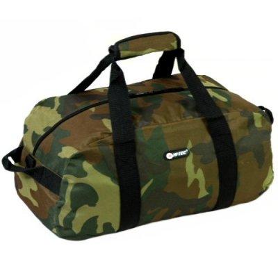 Hi-Tec Super Lightweight 21 Inch Cargo Bag (Camouflage)