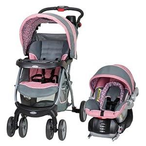 Amazon Com Baby Trend Encore Travel System Giselle