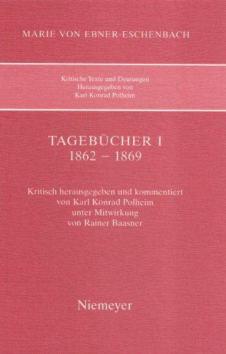 1862-1869-kritische-texte-und-deutungen-marie-von-ebner-eschenbach