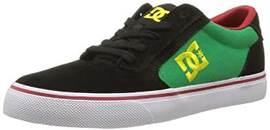 DC Shoes Gatsby 2 M Shoe 9Ra, Chaussures de skateboard homme - Multicolore (Rasta), 45 EU