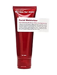 Recipe For Men Facial Moisturizer 75ml/2.5oz