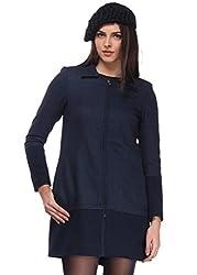 Blue Crush Overcoat