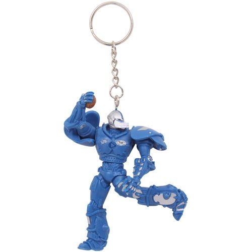 NFL Detroit Lions 3-Inch Fox Sports Team Robot Key Chain