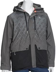 Ripcurl Elias Men's Snow Jacket - Gunmetal, Medium