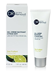 Docteur Renaud Lime Mattifying Cream-Gel 50ml