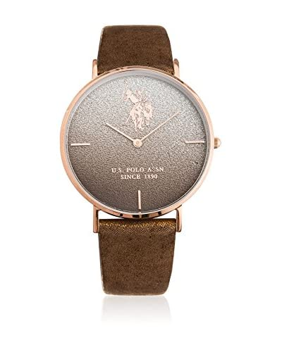 US Polo Association Uhr mit Miyota Uhrwerk Woman USP5395BR 36 mm