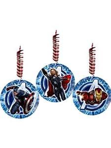 Avengers 3 Hanging Decorations