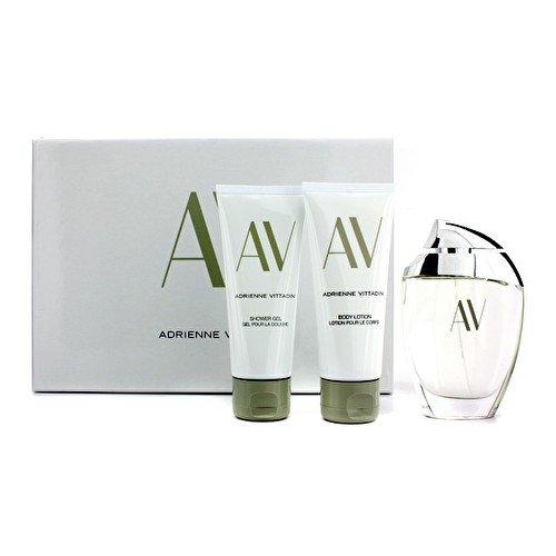 adrienne-vittadini-av-coffret-eau-de-parfum-spray-90ml-body-lotion-100ml-shower-gel-100ml-3pcs