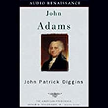 John Adams Audiobook by John Patrick Diggins Narrated by Richard Rohan