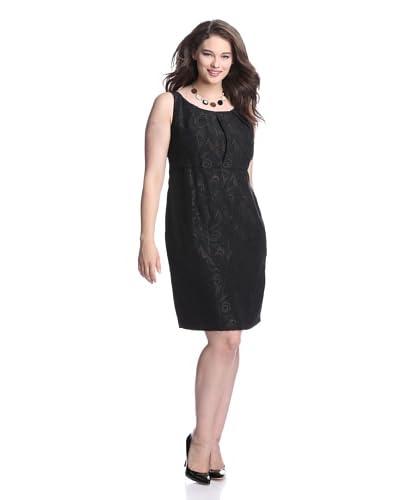 Taylor Women's Jacquard Dress