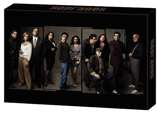 Sopranos: Complete Series [DVD] [Region 1] [US Import] [NTSC]