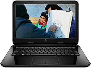HP 14-r234TU 14-inch Laptop (Celeron/2GB/500GB/Windows 8.1/without Bag) Sparkling Black