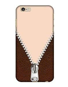 Bikzone Back Cover For Apple Iphone 6 Plus (Multicolor)