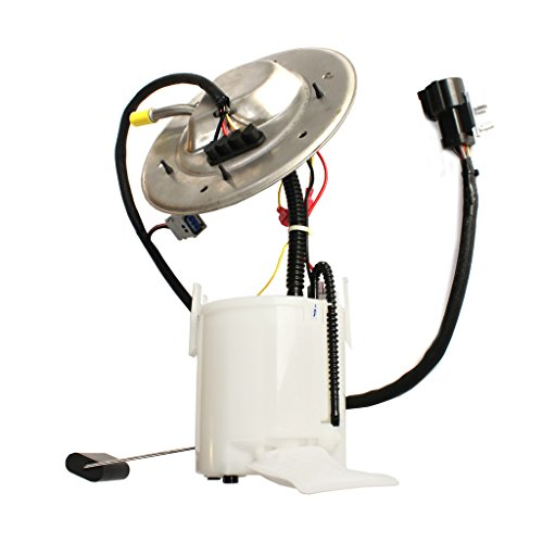 CUSTOM 1pc E2301M Electric Intank Fuel Pump Module Assembly With Fuel Level Sensor & Floater Arm & Strainer & Installation Kits Fit 01-04 Ford Mustang 3.8L V6 4.6L V8 04 3.9L V6 (2002 Mustang Fuel Pump compare prices)
