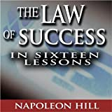 img - for The Law of Success In Sixteen Lessons by Napoleon Hill (Unabridged) (2 Disc Set) [Audiobook] (MP3 CD) book / textbook / text book