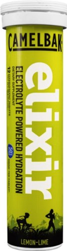 CamelBak Elixir Hydration Tablets (12 pack), Lemon Lime