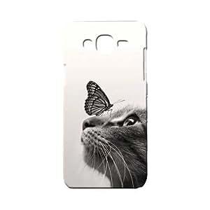 BLUEDIO Designer 3D Printed Back case cover for Samsung Galaxy A8 - G6771