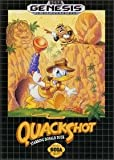 Disney's Quackshot Starring Donald Duck