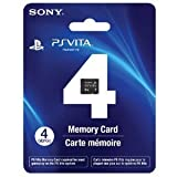 PlayStation Vita 4GB Memory Card
