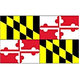 Maryland 3ft. x 5ft. SpectraPro Flag