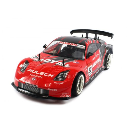Review Electric Full Function 1:10 CT Speed Racing Nissan 350Z 10+MPH RTR RC Car (Colors May Vary)  Review