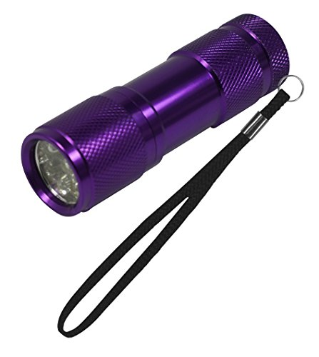 Se Fl33Uv-405 Compact Everyday Uv Flashlight, Purple