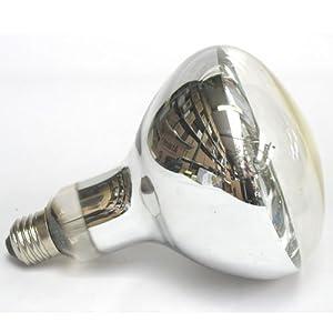 reptile tortoise full spectrum uva uvb heat lamp 125w screw in. Black Bedroom Furniture Sets. Home Design Ideas