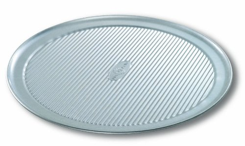USA Pan Bakeware Aluminized Steel Pizza Pan, 14 Inch (Usa Pans Pie compare prices)