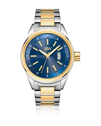 JBW Reloj con movimiento cuarzo japonés Man Rook Dorado 46 mm