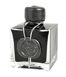 J. Herbin 1670 Anniversay Bottled Fountain Pen Ink, 50ml - Stormy Grey