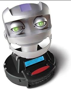 Gee Animated Robot Clock/Radio