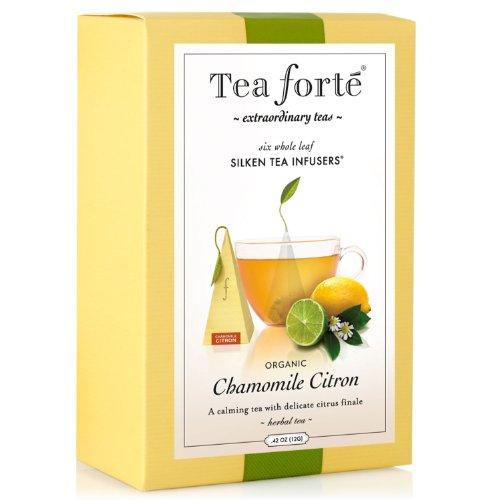 Tea Forte Gourmet Six Pack - Chamomile Citron