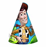 Toy Story Party Hats, 8 count