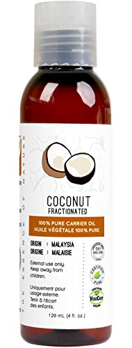 Coconut Carrier Oil (Fractionated) 120 ml / 4 fl.oz.