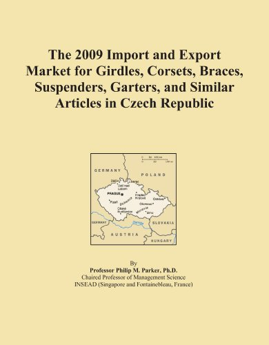 The 2009 Import and Export Market for Girdles, Corsets, Braces, Suspenders, Garters, and Similar Articles in Czech Republic