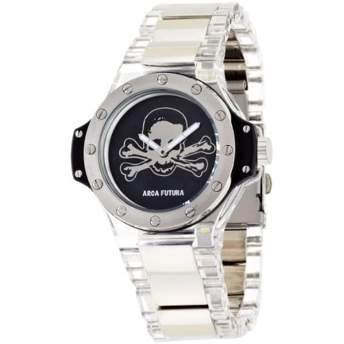 [アルカフトゥーラ]ARCA FUTURA 腕時計 クォーツ AF1376SS メンズ