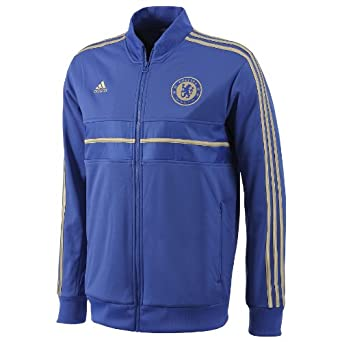 adidas Mens Chelsea Anthem Jacket by adidas