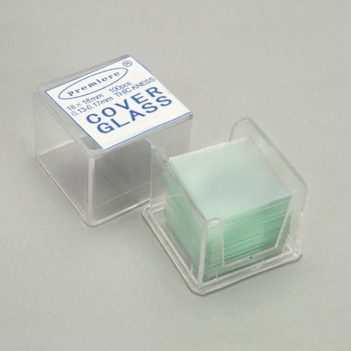 Coverslips, Student-Quality, Glass, 22 X 22 Mm, Box Of 100